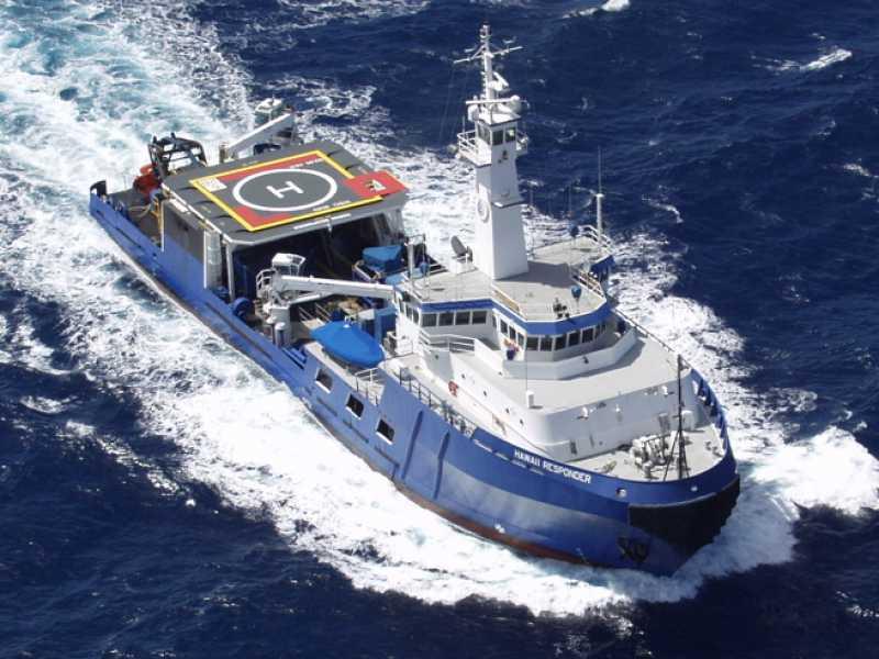 Oil Spill Response Vessel (OSRV)