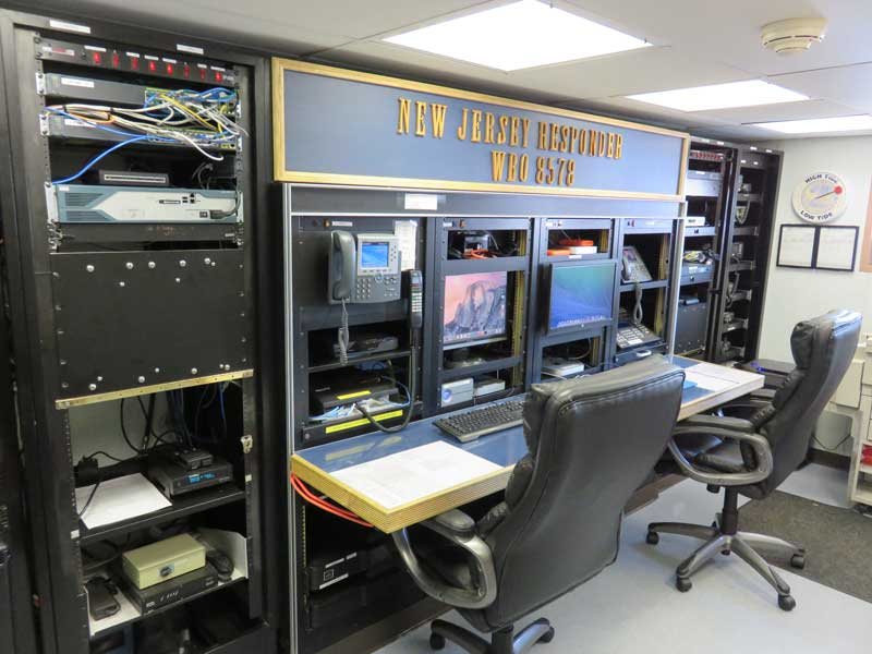 OSRV Command and Control Center